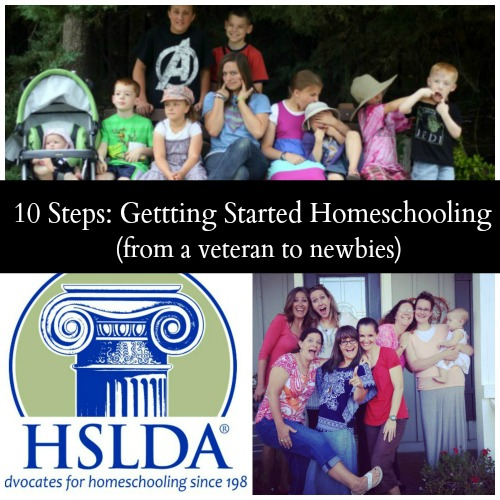 10 steps to getting started homeschooling 2