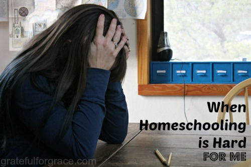 Homeschooling is hard WEB